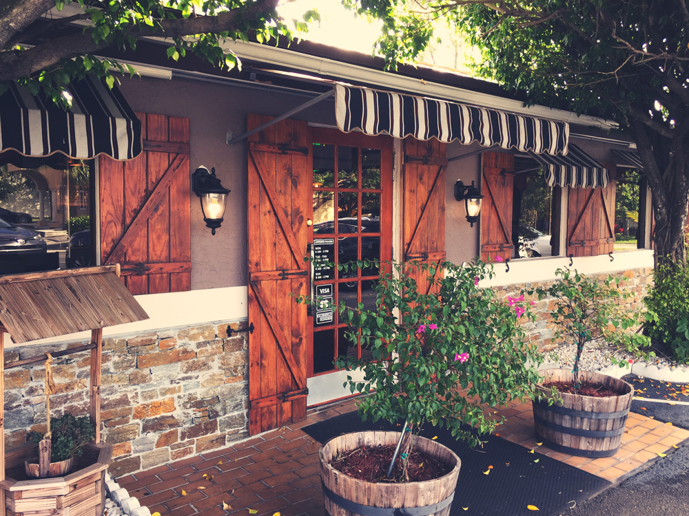 Rendez-Vous French Bakery and Bistro Entrance